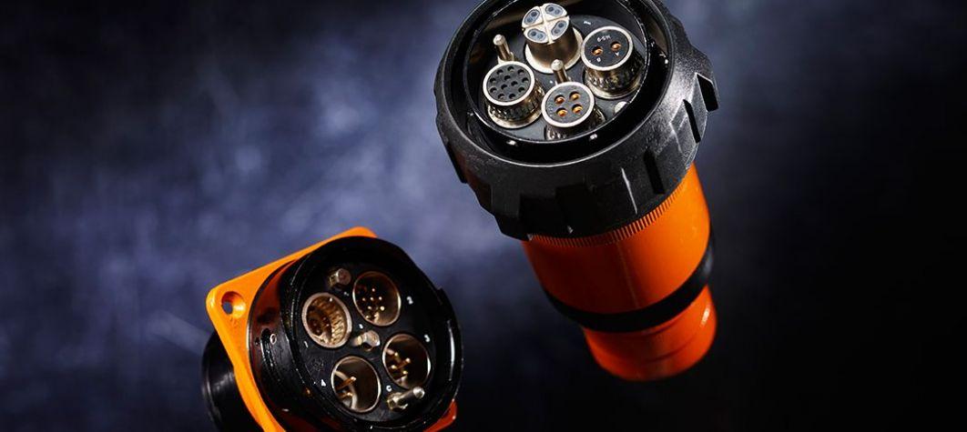 Radiall VanSystem conçoit et produit des connecteurs électriques circulaires