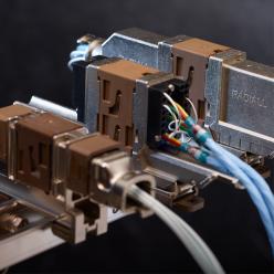 Connecteurs Aéronautiques Multicontacts