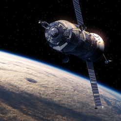 Charge utile satellite