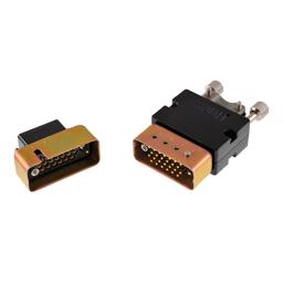 Série de connecteurs MMC pour applications civiles et militaires