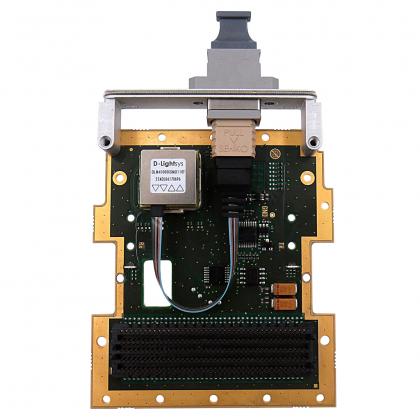 Carte WildcatFMC, interface optique haute vitesse et haute densité pour carte FPGA renforcée