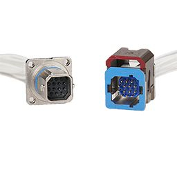 Les connecteurs rapides Quickfusio sont dotés d'un système de verrouillage à glissière unique