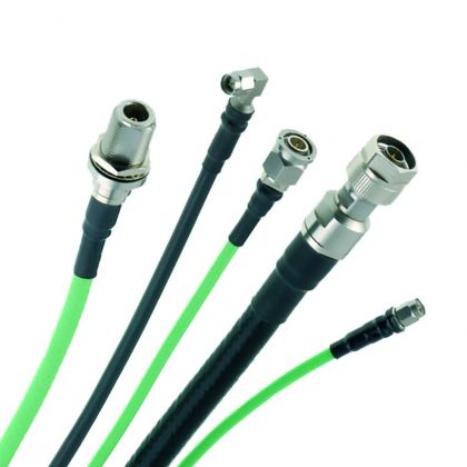En savoir plus sur les assemblages de câbles SHF et les assemblages de câbles à faible perte de Radiall