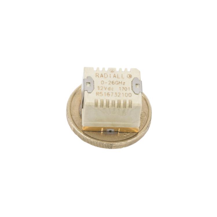 Interrupteurs CMS Ligne quartz