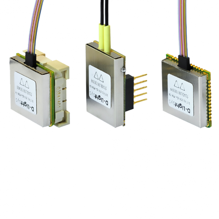 Les récepteurs multicanaux sont disponibles en 2, 4 ou 12 canaux