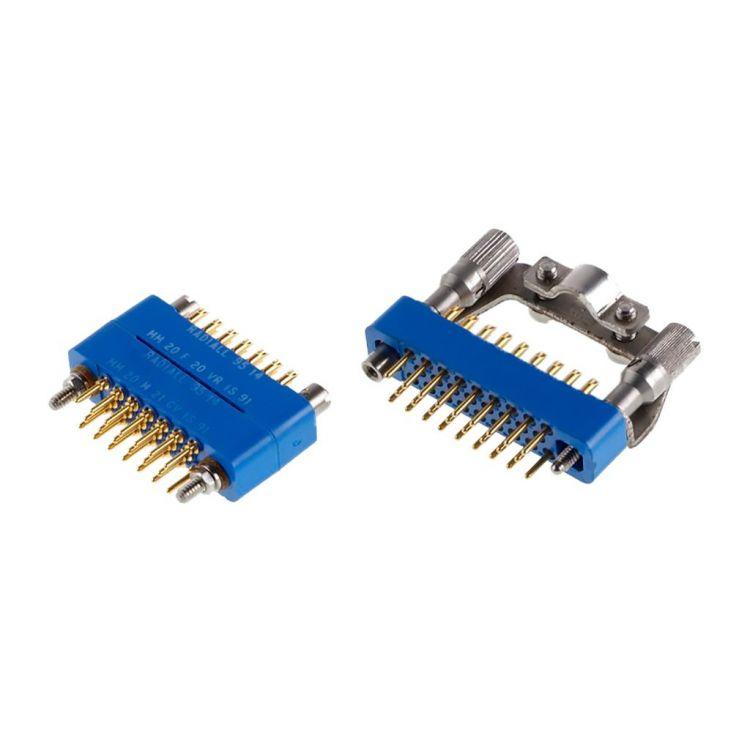 Une grande variété de connecteurs de niveau carte et industriels