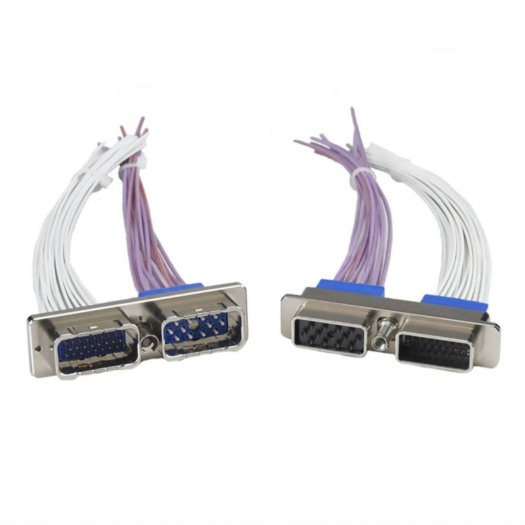 Connecteurs modulaires rectangulaires EPX