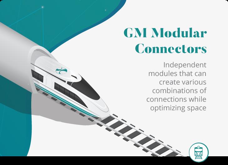 Optimiser l'espace avec les connecteurs GM