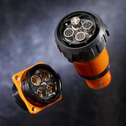 Multipin Industrial Connectors